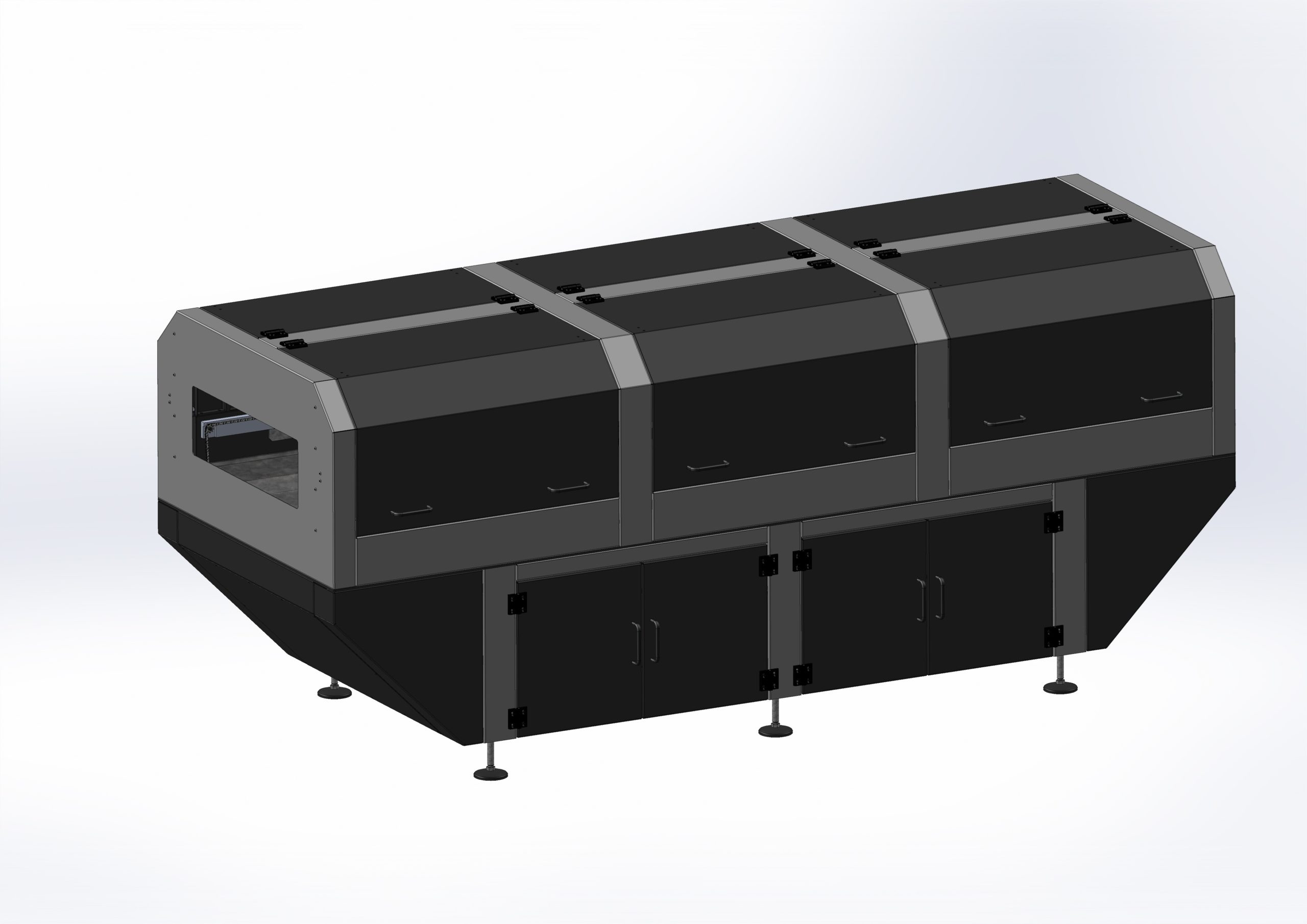 Infrared Curing System