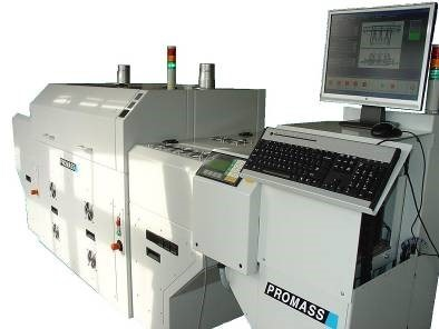 IR-Double Track Curing Oven