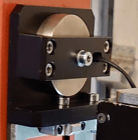 Magnet System For Pinstamper