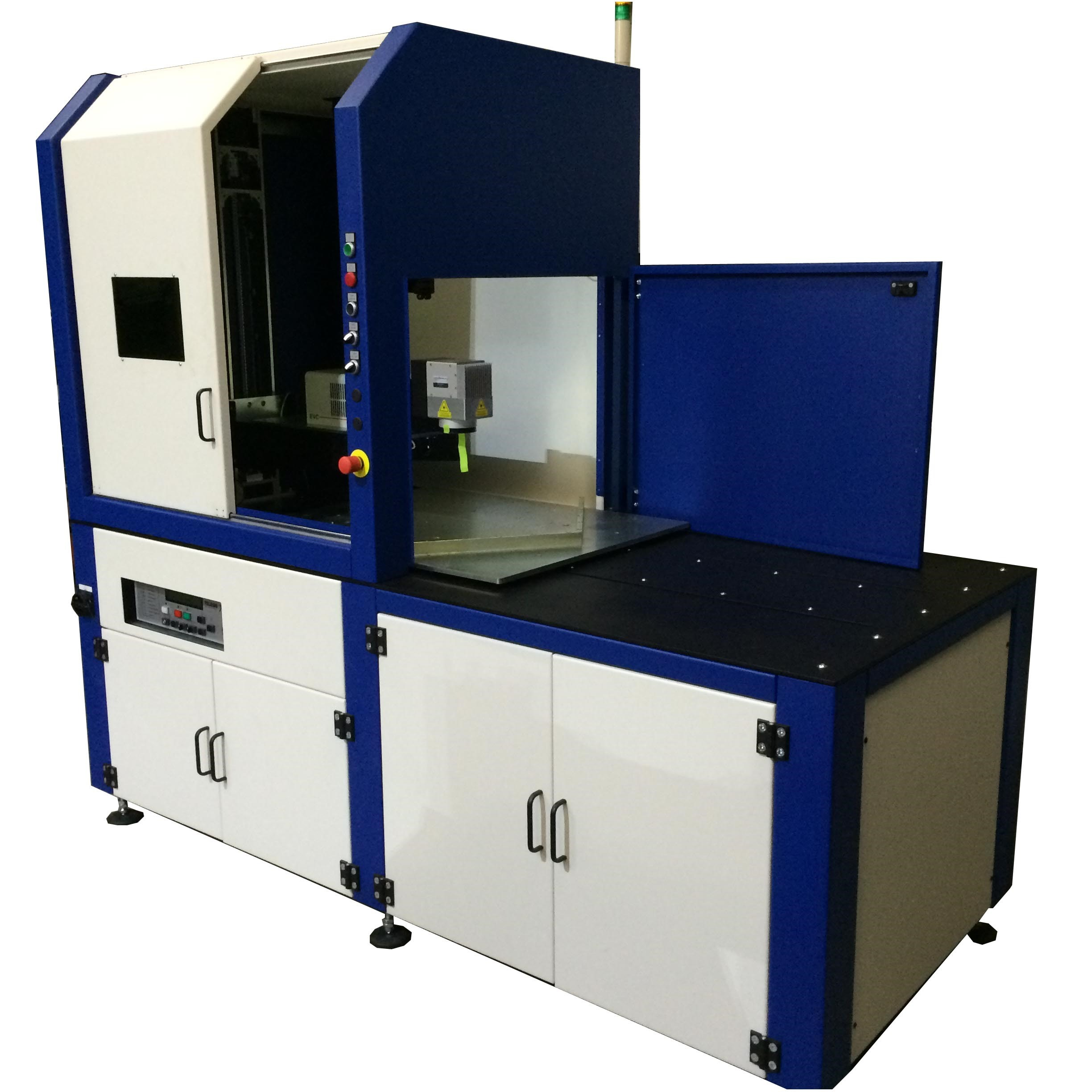 Standalone Laser Cabinet X- And Z-axis