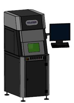 Standalone Laser Cabinet