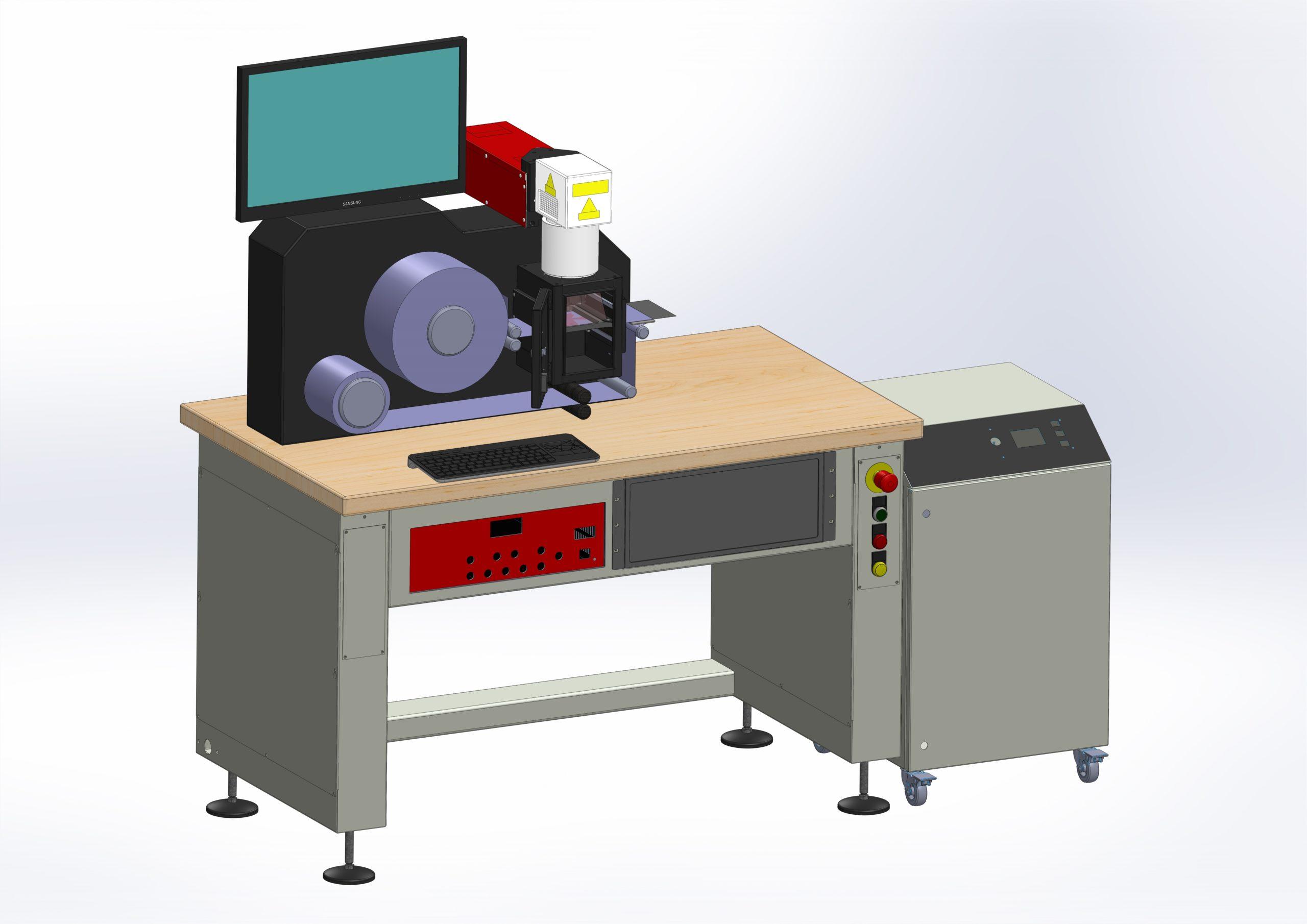 TESA 6930 Laser Printer