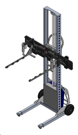 Test Jig Lifter And Transport Module