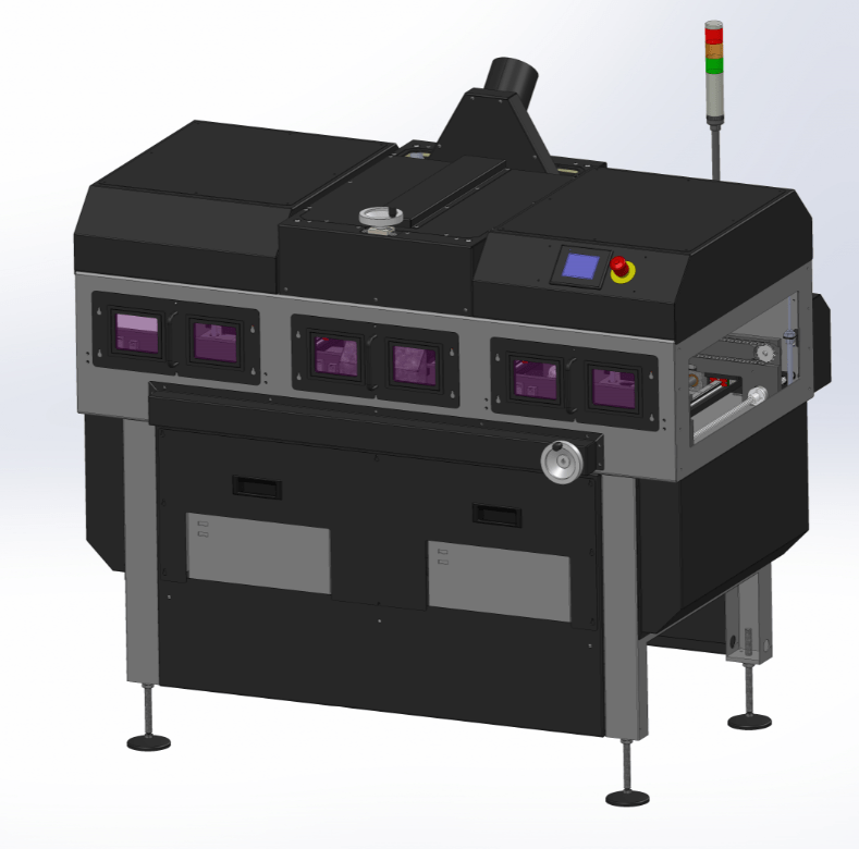 UV LED Curing Oven